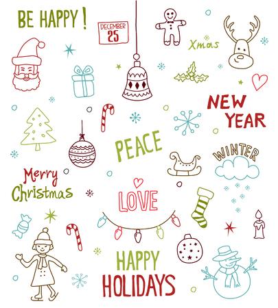 Christmas pattern Фото со стока - 87896500