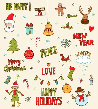 クリスマス柄
