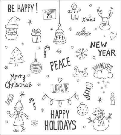 Christmas pattern Фото со стока - 87896501