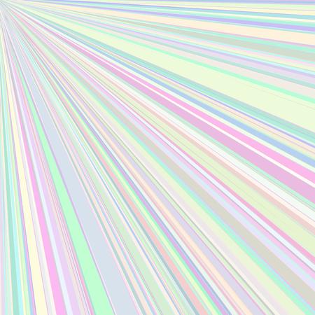 Abstrait coloré des rayons radiaux. Illustration vectorielle Banque d'images - 51157645
