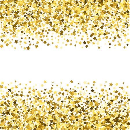 résumé motif de boules d & # 39 ; étoiles aléatoires