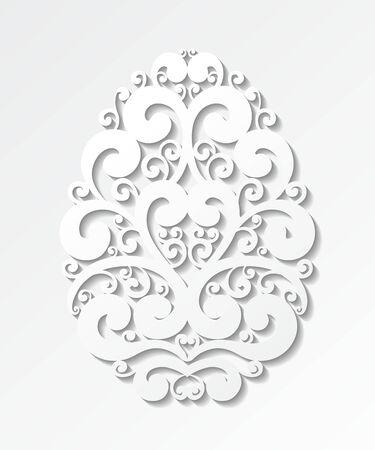 Easter egg design element