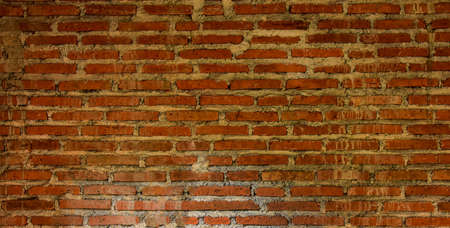 red brick wall, can be used as wallpaper and background, HD Image and Large Resolution