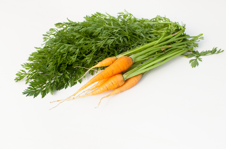 The first carrot harvest. Useful properties of young vegetables from your garden.