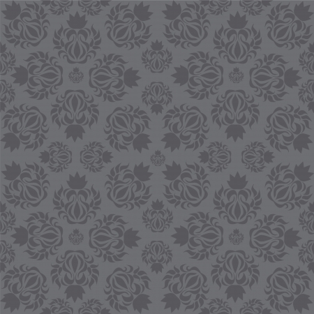 Seamless texture, background in gray colors.