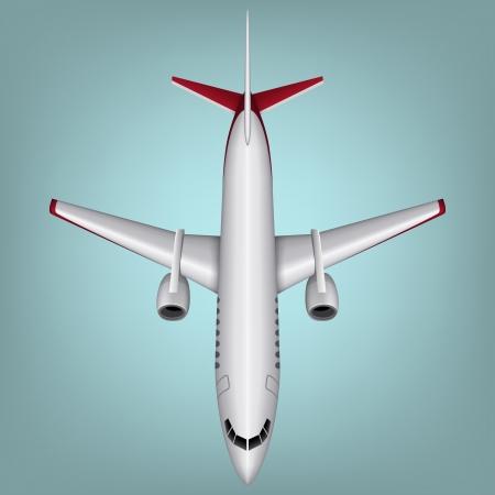 비행기의 그림