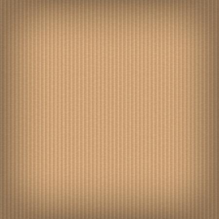 corrugated cardboard: Cardboard background. Paper. Illustration