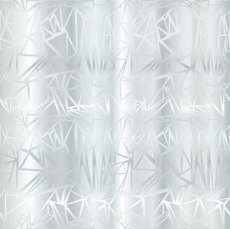 abstract ice  Texture and background Vector