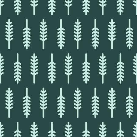 treelike: Abstract leaf wallpaper Illustration