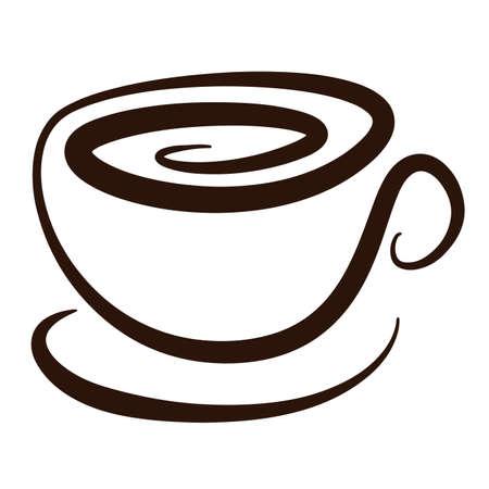comfort food: Cup of coffee
