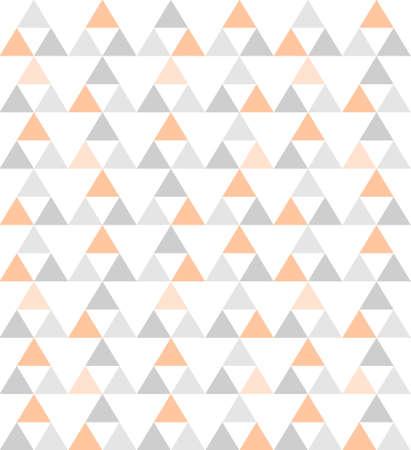 twill: Seamless gentle geometric vector pattern Illustration