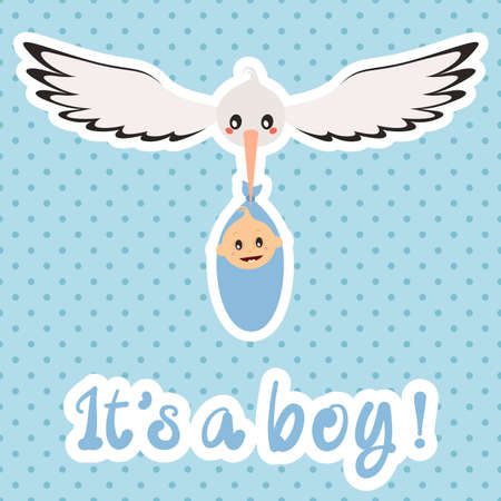 Newborn. Its a boy!