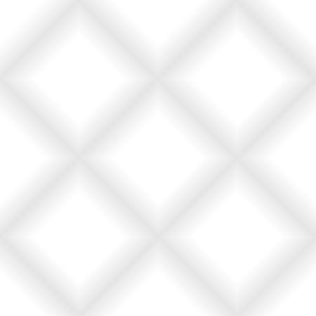 Seamless vector pattern with white rhombus