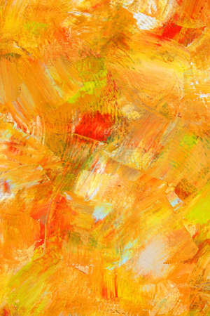 Painted background with charming colors. Art is painted by photographer. photo