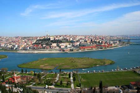 turkiye: istanbul landcape