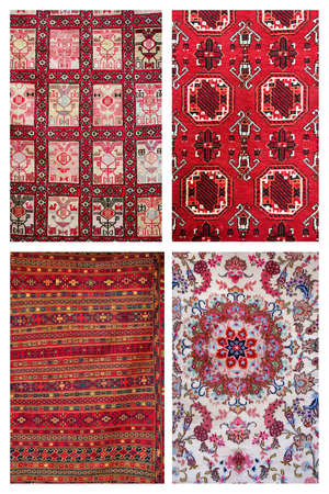 Carpet background collage  Stock Photo - 6280566