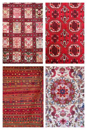 Carpet background collage Stock Photo - 6280566