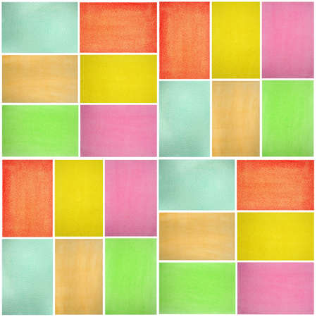 abstract collage Stock Photo - 6298178