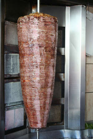 turkish kebab: doner kebap