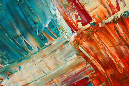 abstract as background. Art is created and painted by photographer.