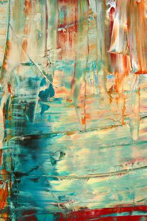 cuadro abstracto: Resumen como fondo