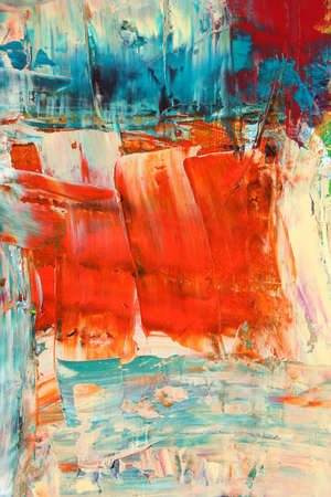 abstract paintings: abstract as background