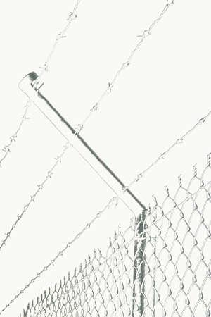 fence Stock Photo - 9508694