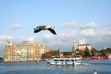 haydarpasa: haydarpasa gar and istanbul