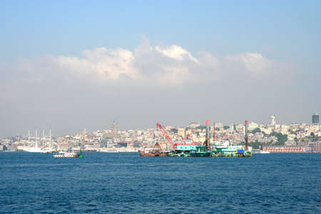 seabus: a view to istanbul