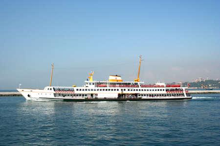 seabus: istanbul landscape
