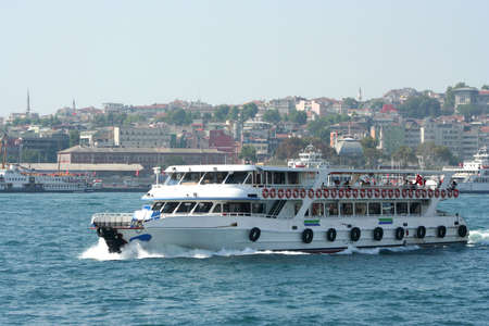 paysage istanbul Banque d'images - 11952288