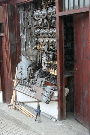blacksmith shop: Blacksmith shop