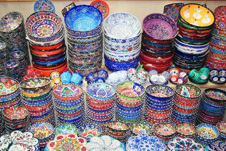 souvenirs: ceramic souvenirs Stock Photo