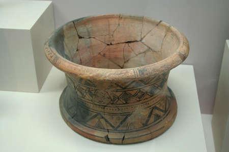 civilization: Some artworks at the Anatolian Civilization Museum