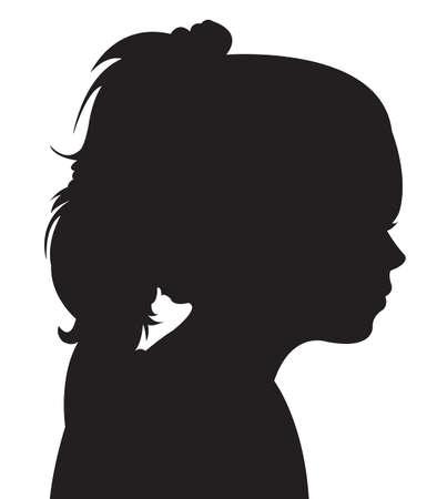 gil, head silhouette