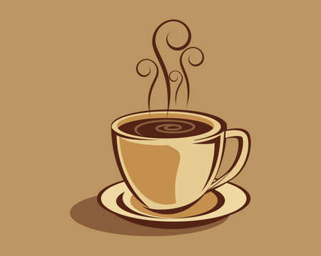 mug shot: coffee
