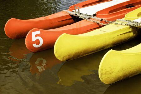 canoes photo