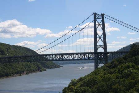Bear Mountain Bridge Stock fotó