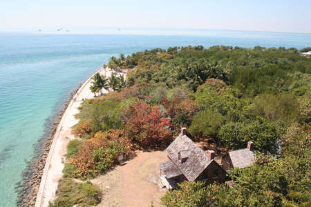 key biscayne: Key Biscayne view from Lighthouse
