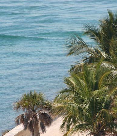 key biscane: Vista al mar, desde el faro, Key Biscayne