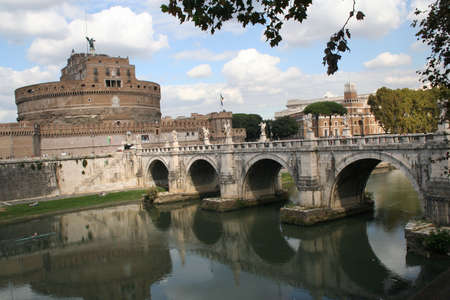 Rome, Italy, Tiber River