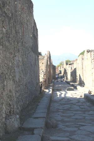 Pompeya, Italia Foto de archivo - 3774547