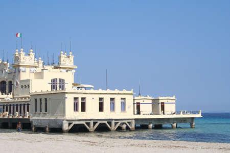 mondello: Palermo, Sicily, Italy