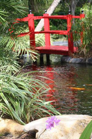 bridge, lagoon, Florida
