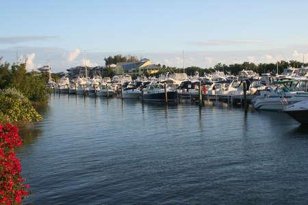 key biscayne: marina, Key Biscayne