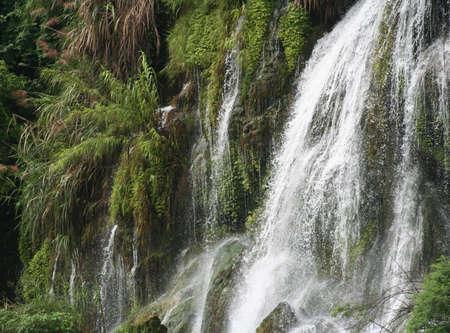 Guilin, China, waterfall