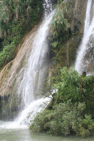 Guilin, China, Li River, waterfall