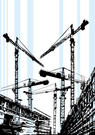 steel construction: Costruzione del sito