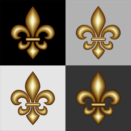 emblematic: Heraldry design elements