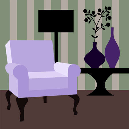 Armchair Stock Vector - 5628262